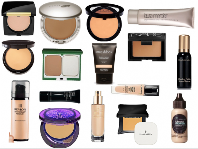 How to apply foundation properly my makeup ideas for Different foundations