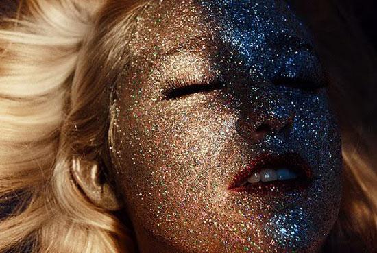Wearing Glitter