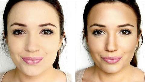 makeup artist secrets nose