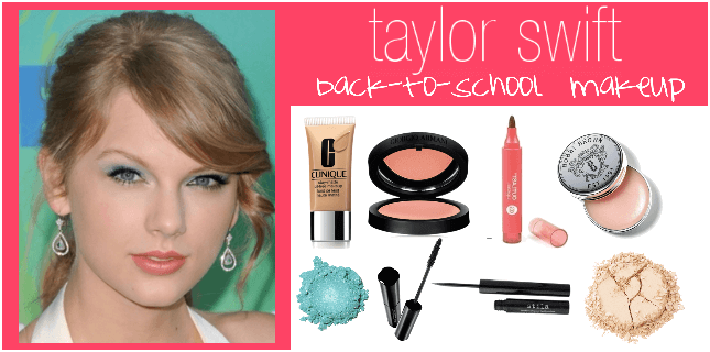 school makeup routine