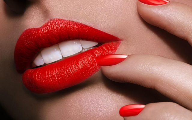 Red Lip Color, www.mymakeupideas.com