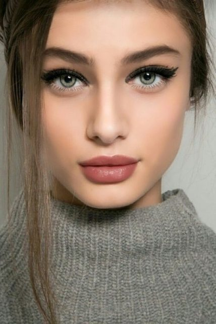 eyes, makeup tricks, eyeliner tricks, lipstick tricks, gorgeous ideas, makeup ideas