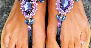 Pedicure For Perfect Look – Do Not Forget Your Feet